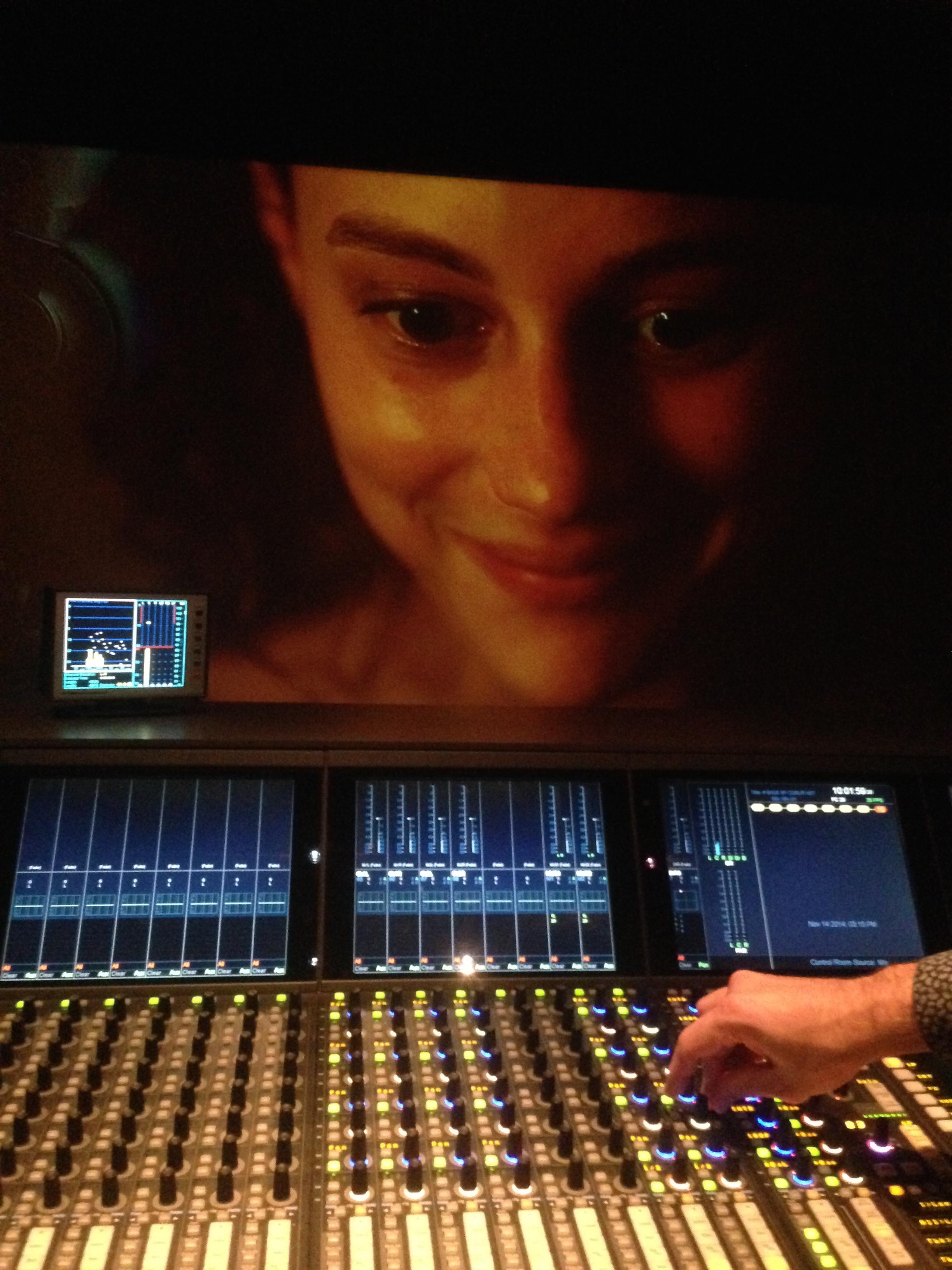 Claire au mix