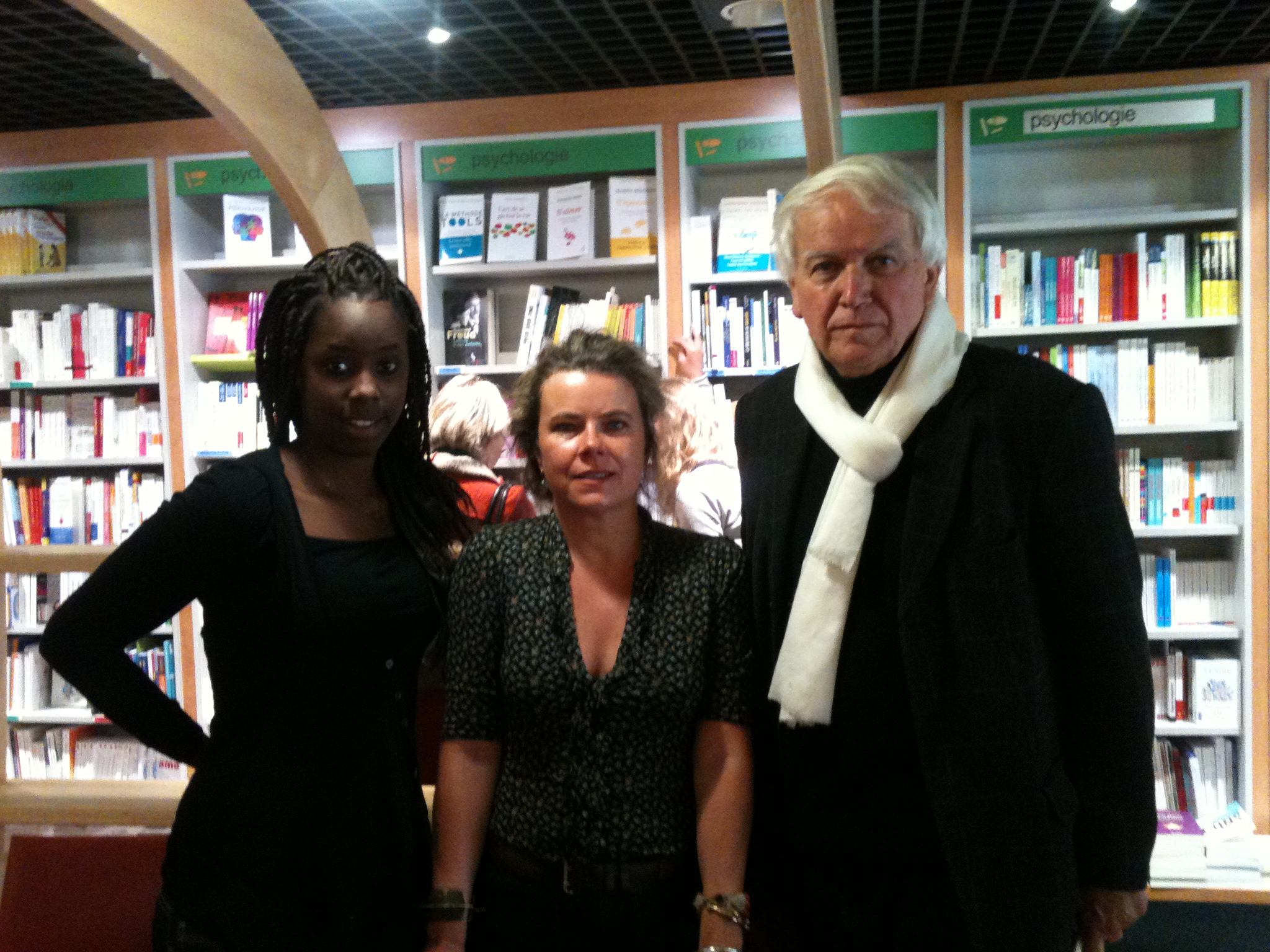Zia Kane, JC Boulard 2013